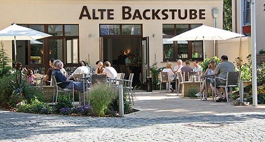 Alte Backstube