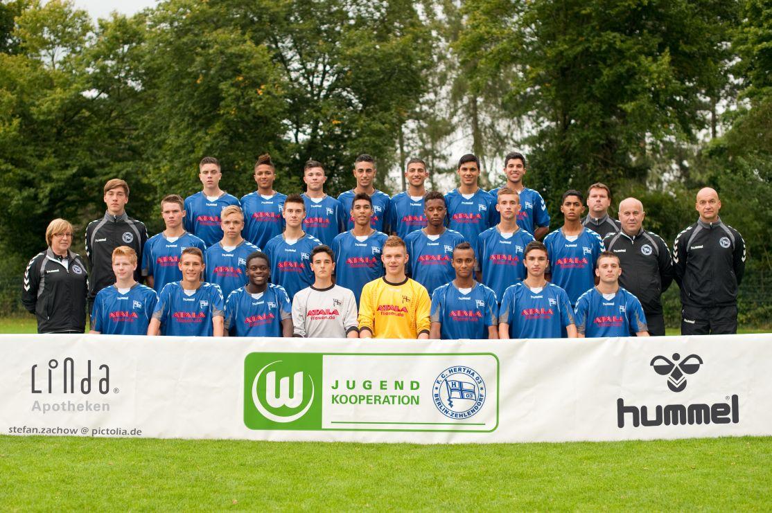 Hertha 03 Zehlendorf  Mannschaft3