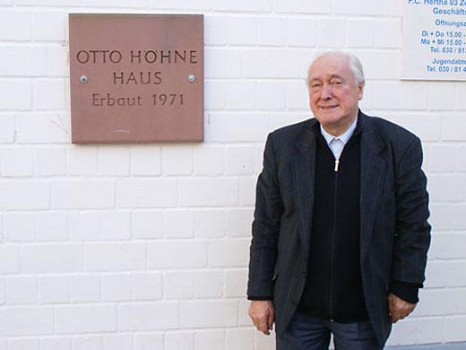 Otto Höhne