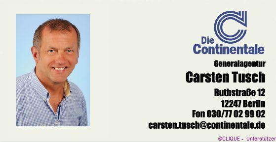 CL-  CL-Unterstützer - Carsten Tusch - Continentale Versicherung1