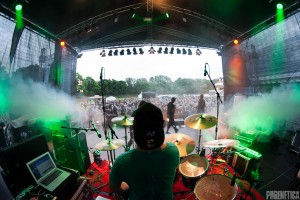 Rocktreff 2012 - Samstag