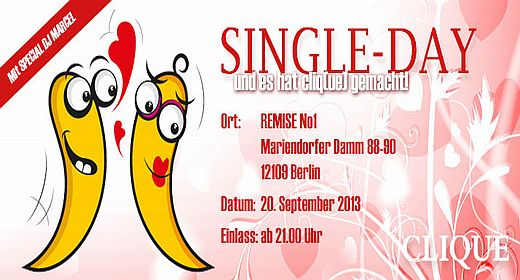 singleday - clique 2013 remise