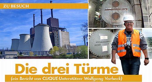 Wolle im Heikzkraftwerk Lichterfelde