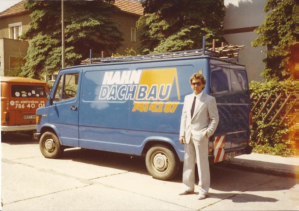 Siegfried Hahn im Jahre XY