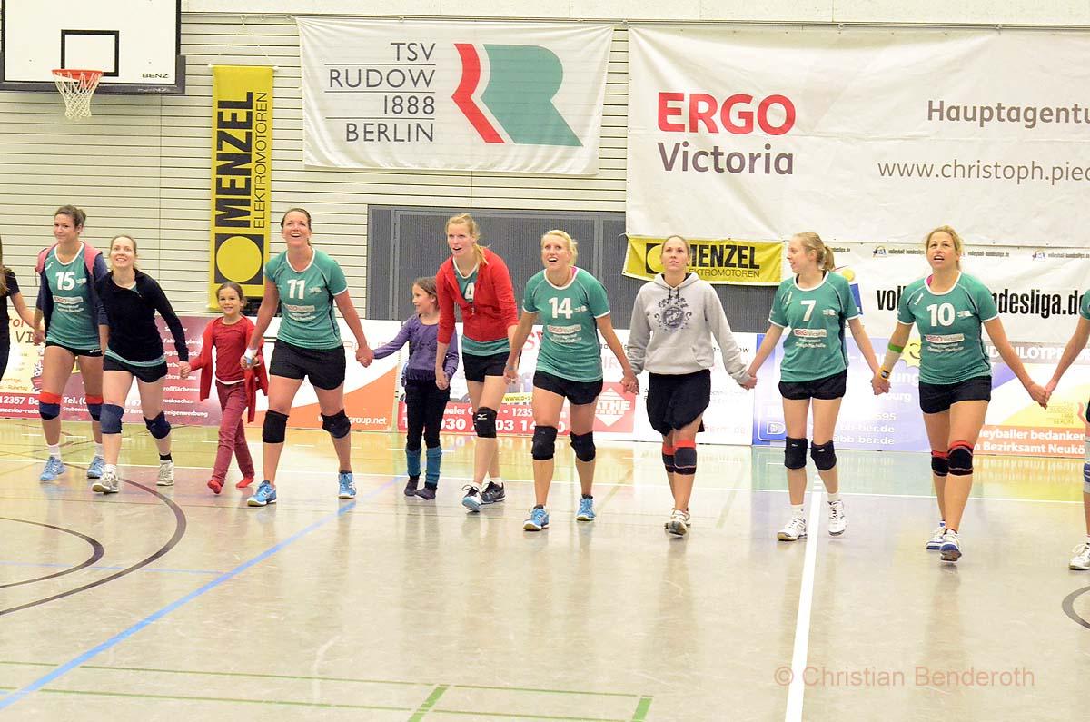 1. Damen TSV Rudow LaOla