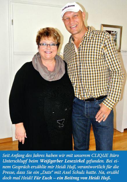 Heidi Huss und Axel Schulz