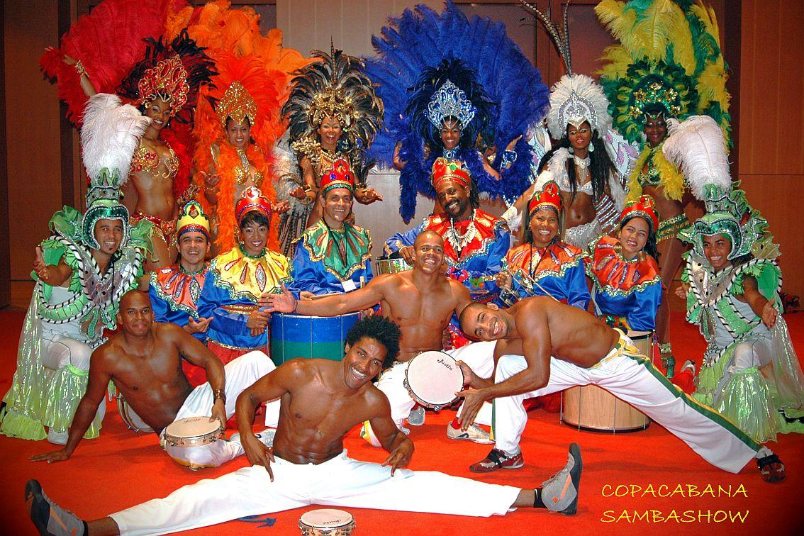 1 Sambashow verkl