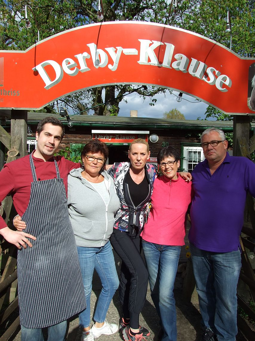 Team Derbyklause clique sued