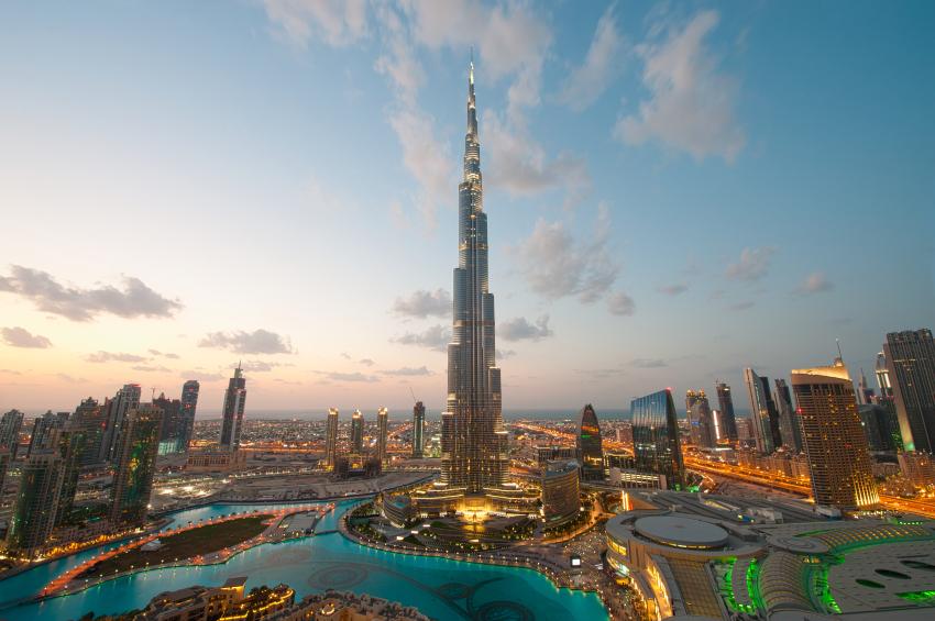 Dubai - von der Wüstensiedlung zur Zukunftsmetropole