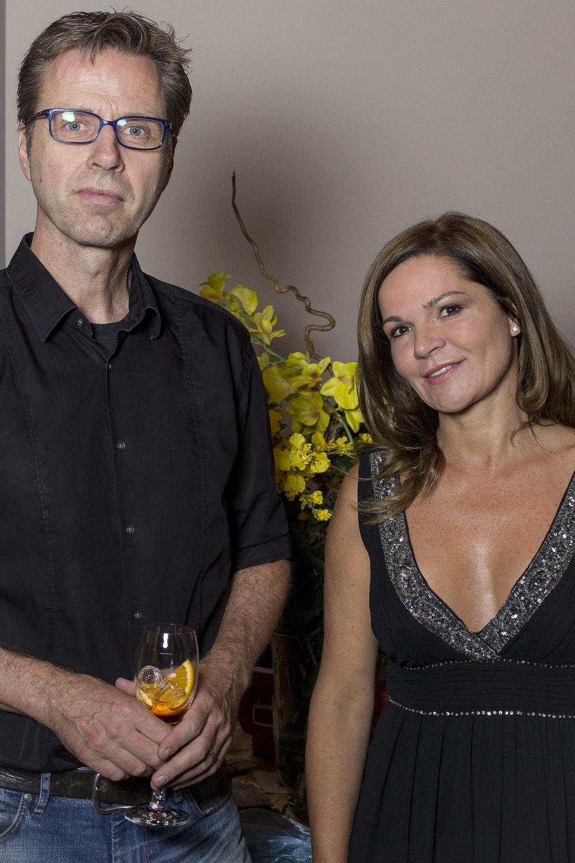 ein erfolgreiches Team, Sven Patton Höft und Gabi Höft