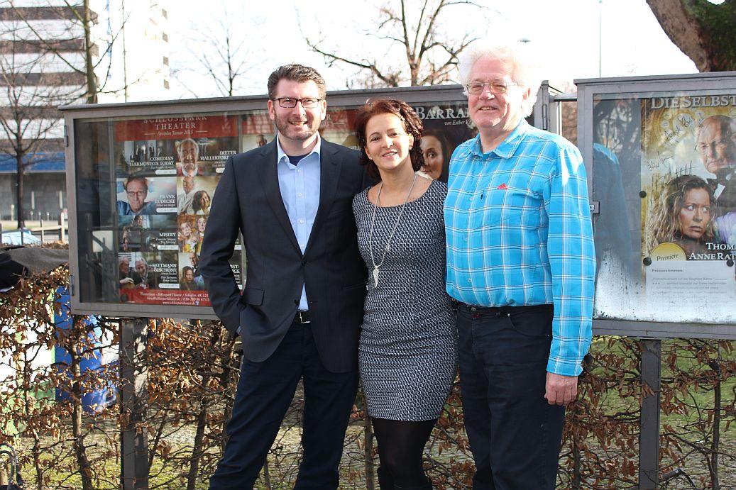 Axel Meyer - Anita Tusch - Holger Thomsen