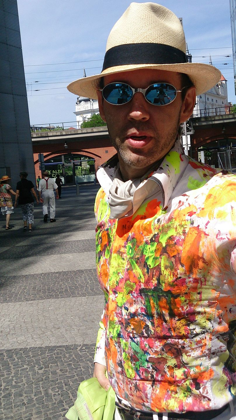 Mane Wunderlich - Hemd im wunderlich-Design