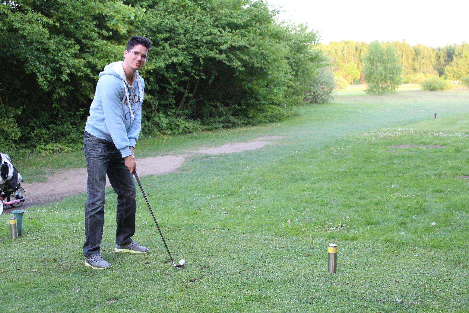 golfplatz mahlow clique 9
