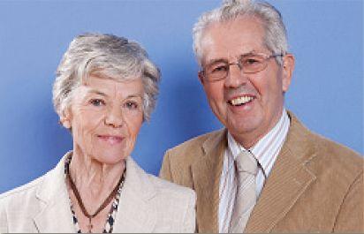 Eltern von Ute Weißgerber-Knop