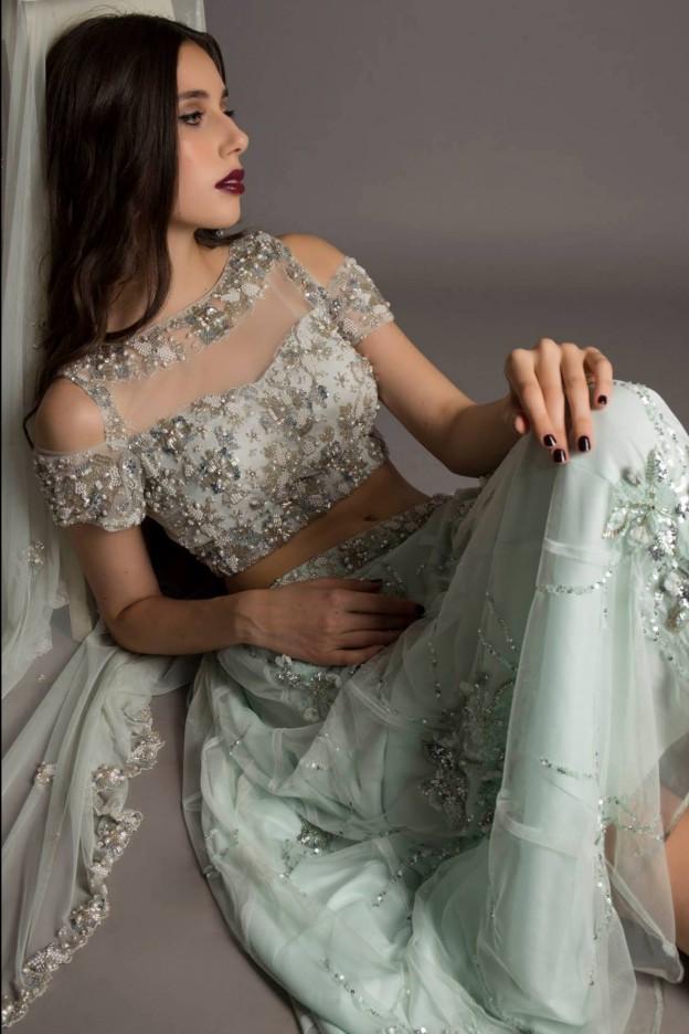 Modelalltag in Indien- Lookbook für Designerin Natasha Dalal