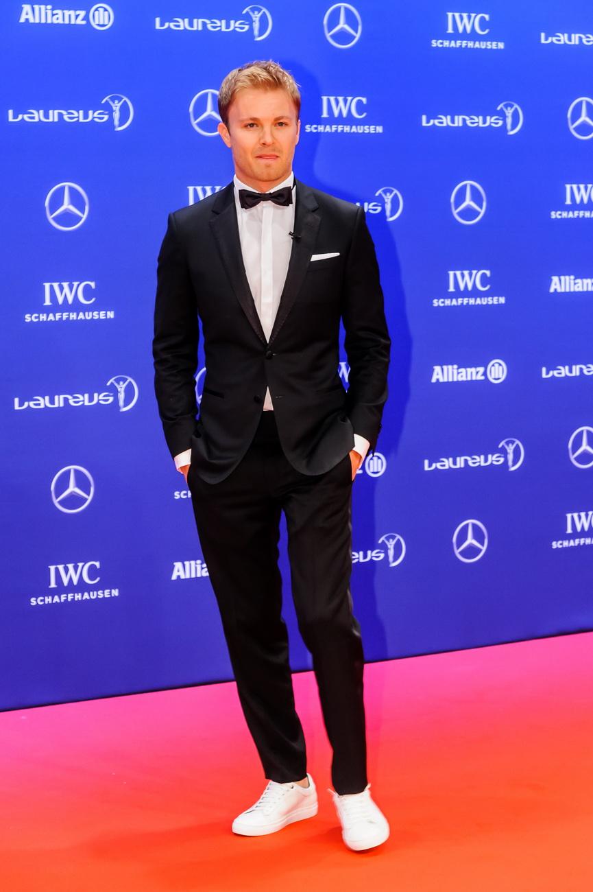 Formel 1 Pilot Nico Rosberg