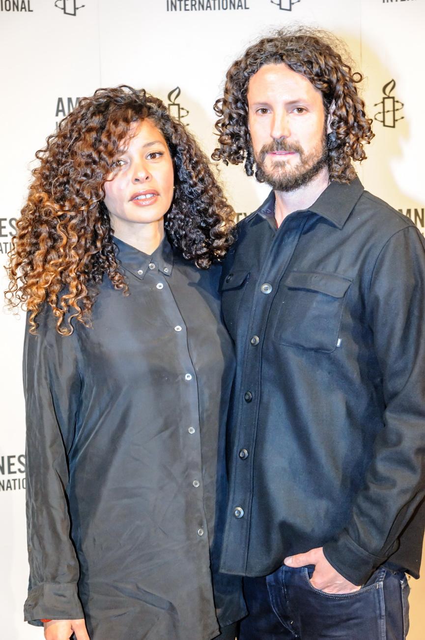 Joy Denalane und Max Herre - Foto Copyright: Manfred Behrens