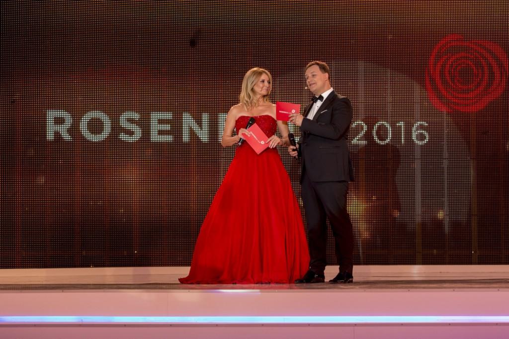 Rosenball 2016 - Simply Red und Nena rockten auf Berlins legendärster Charity-Gala