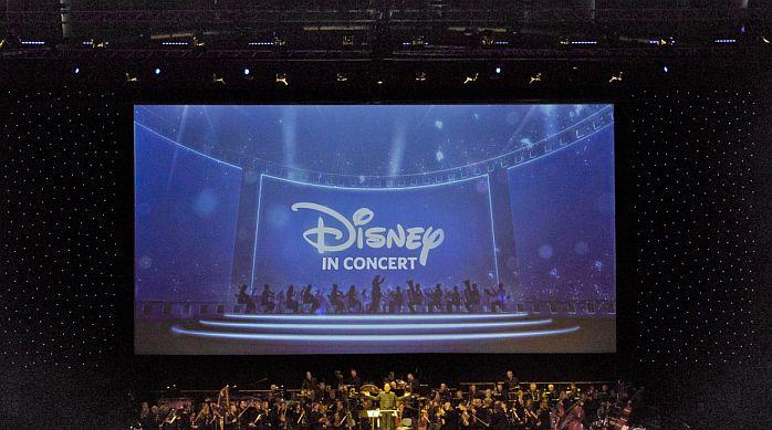 Waldbühne - Disney in Concert 2016