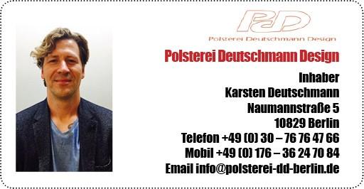CL unterstützer - Polsterei Deutschmann