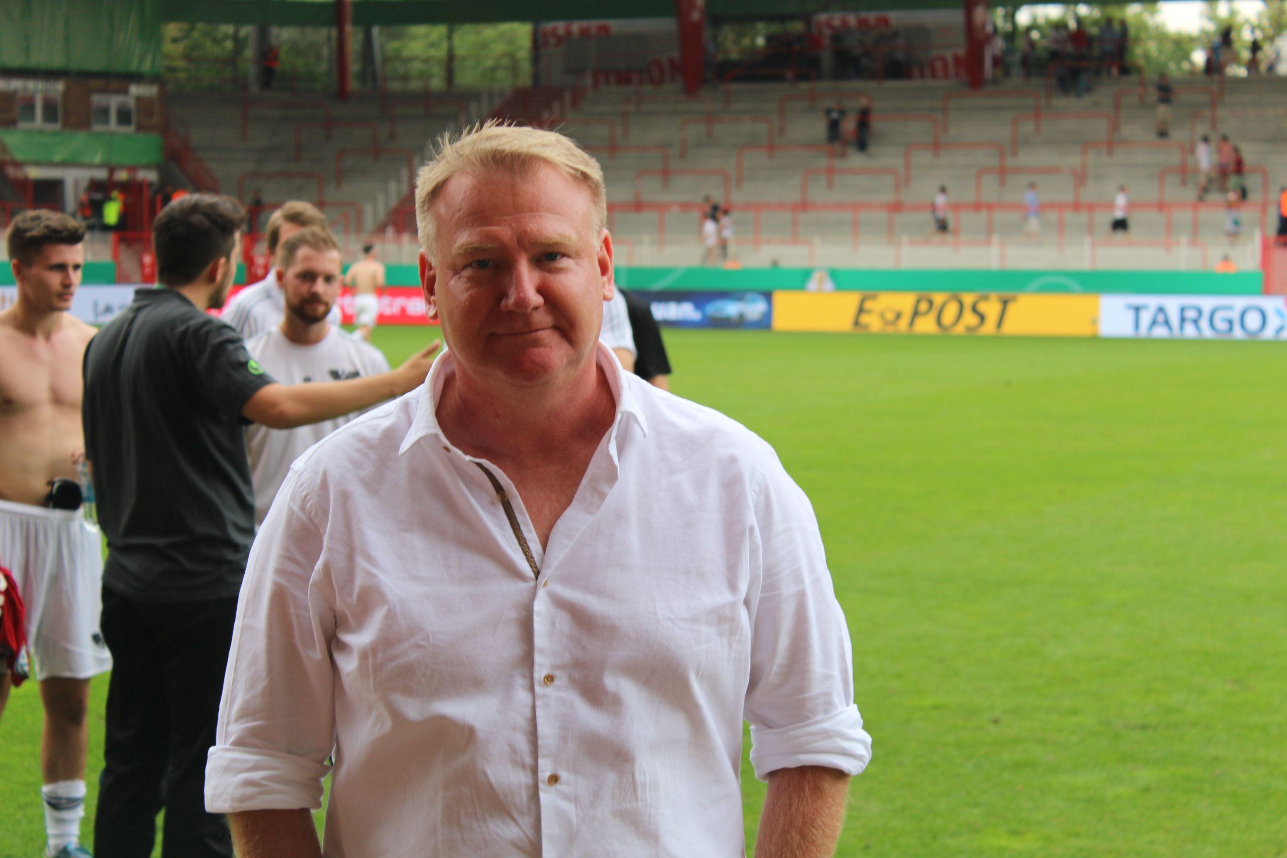 Andreas Mittelstädt, 1. Vorsitzender u. Trainer (BFC Preussen)