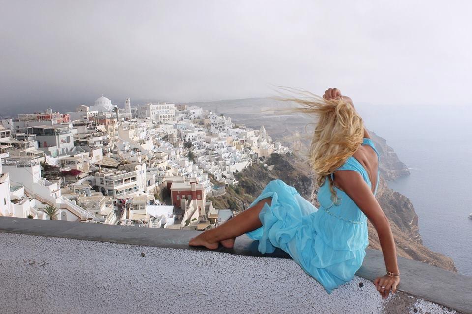 Santorini - ein Ausflug in den Süden