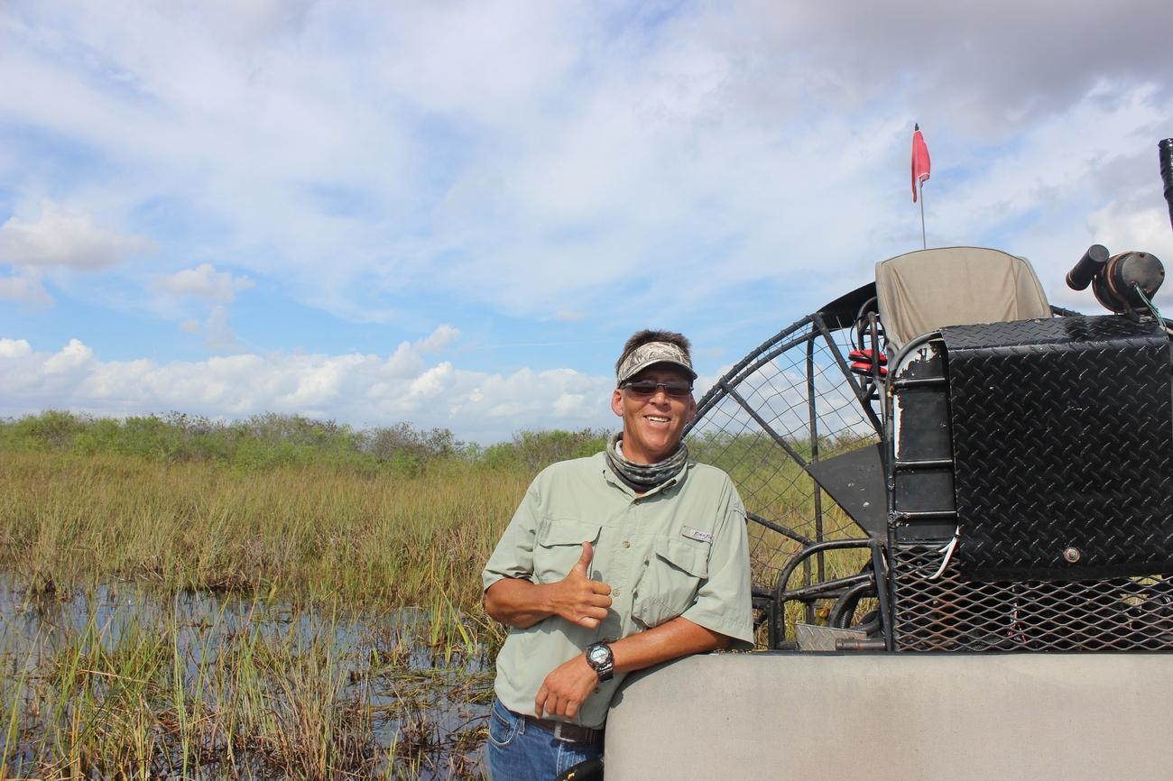 Airbort Tour Everglades