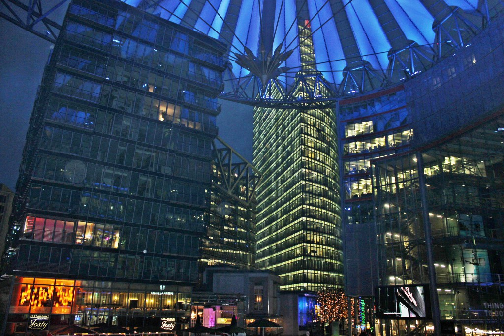 Sony Center Potsdamer Platz