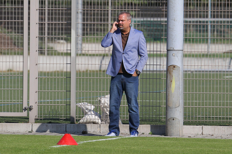 Geschäftsführer Clemens Krüger (FSV Frankfurt)