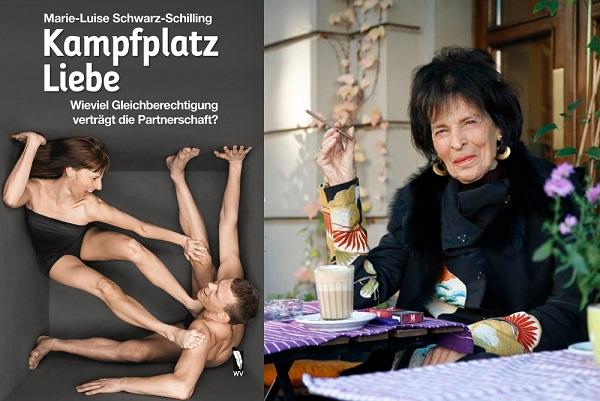 """""""Mein Perfekter Sonntag"""" mit Marie-Luise Schwarz-Schilling (Ehefrau von Christian Schwarz-Schilling). Hier in ihrem Lieblings-Café um die Ecke, das """"Lula"""""""