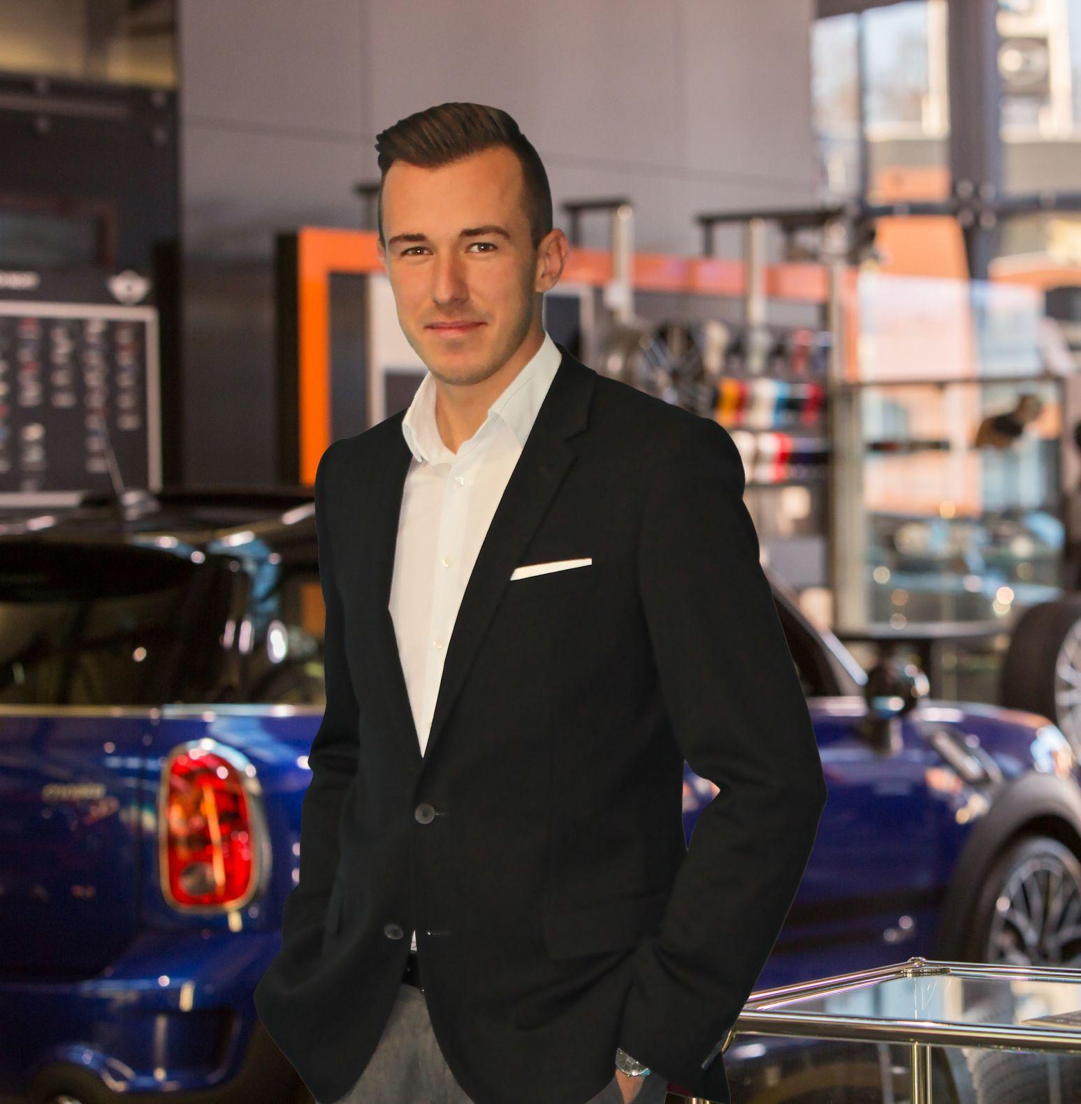 das Interview führten wir mit Deutschlands jüngstem Mini-Brand-Manager Dario Herrmann