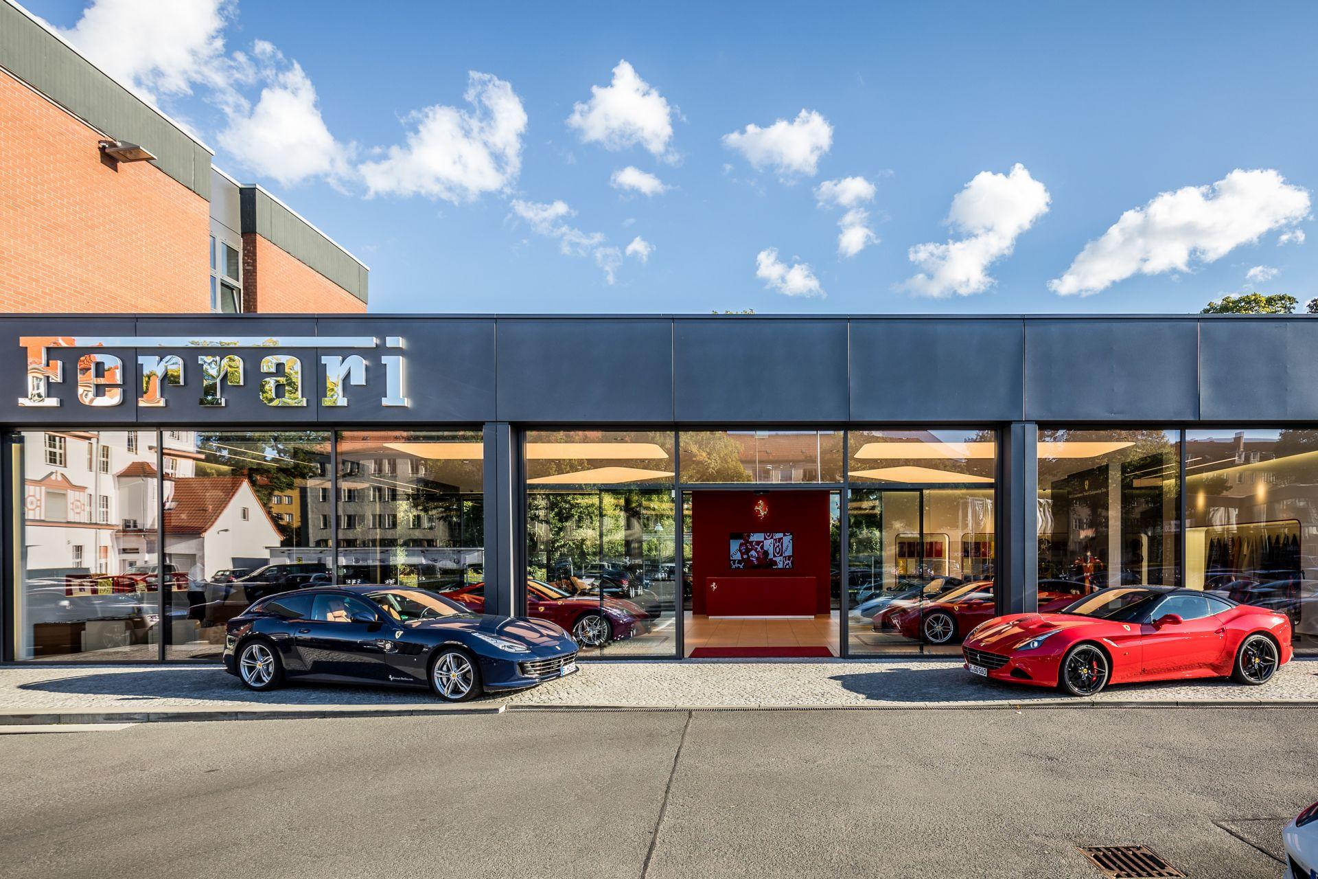 Ferrari berlin