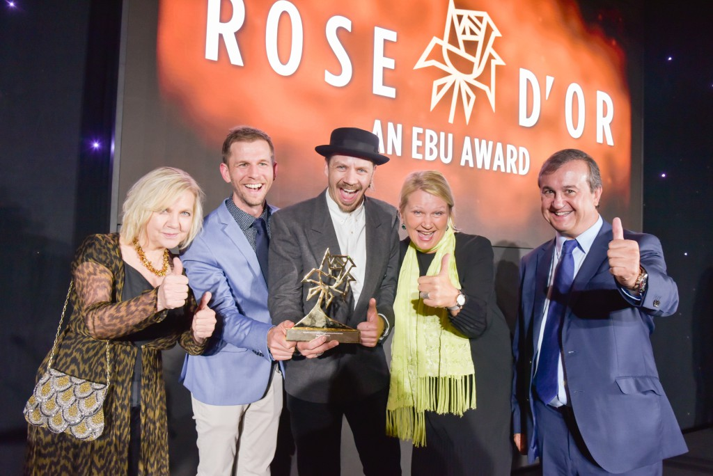 Rose d`or award 2017