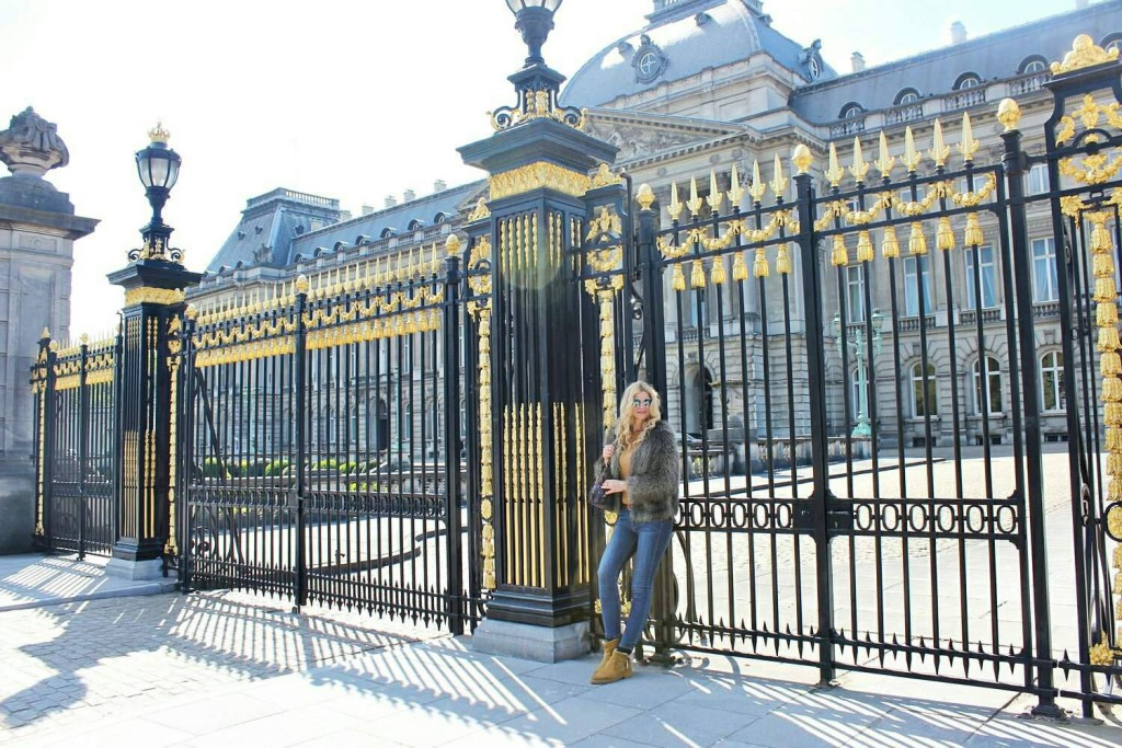 Königlicher Palast Brüssel