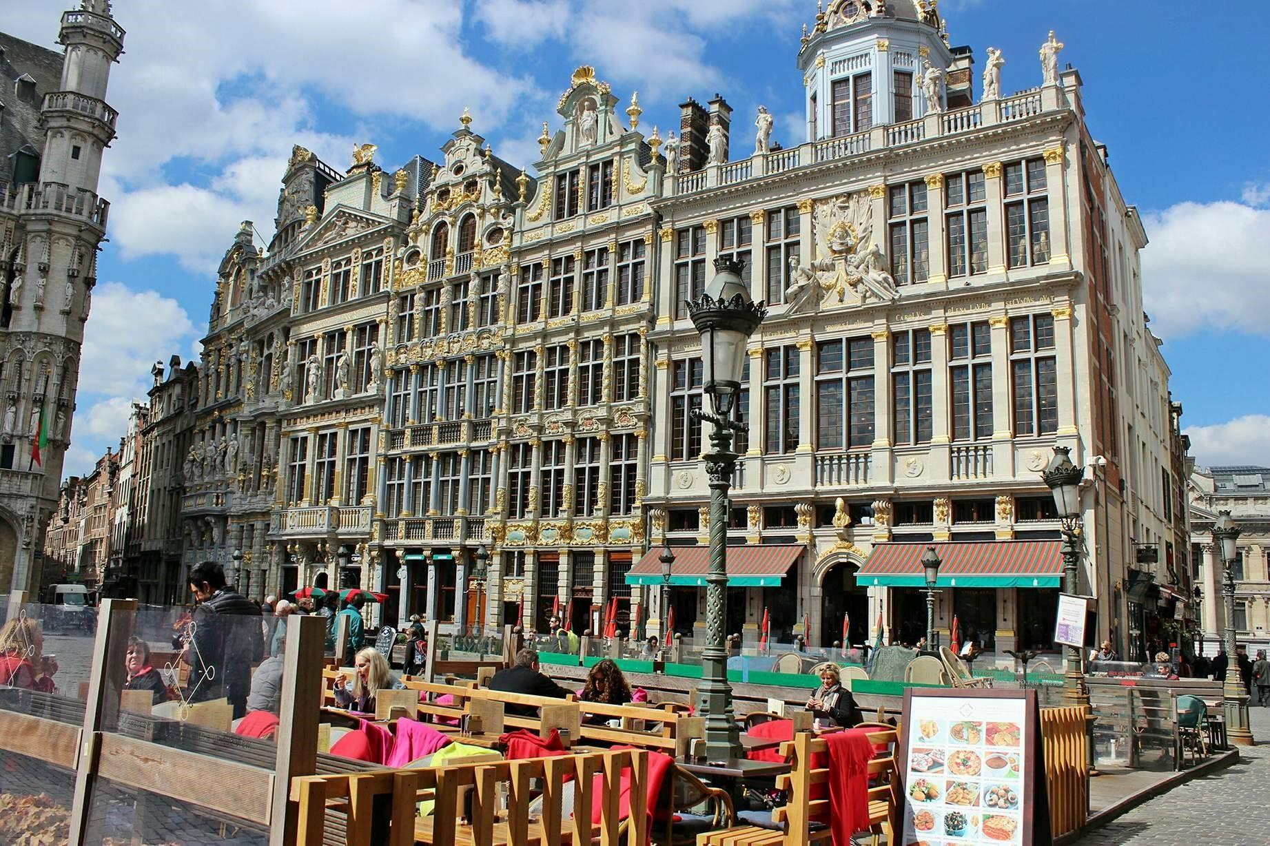 Brüssel Reise