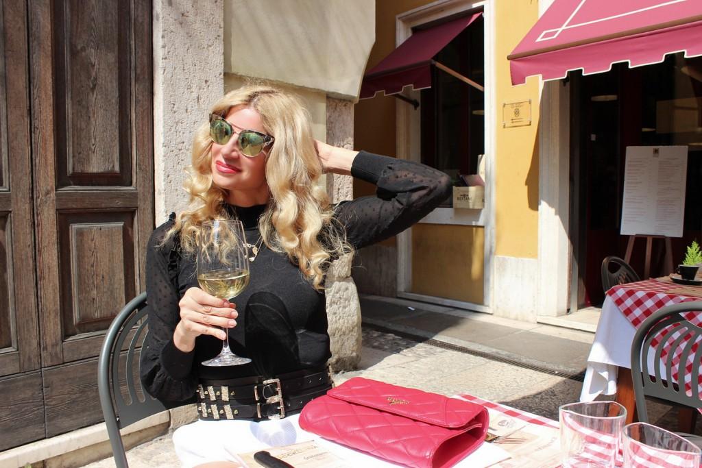 Tina Ellen Ciftci in Verona