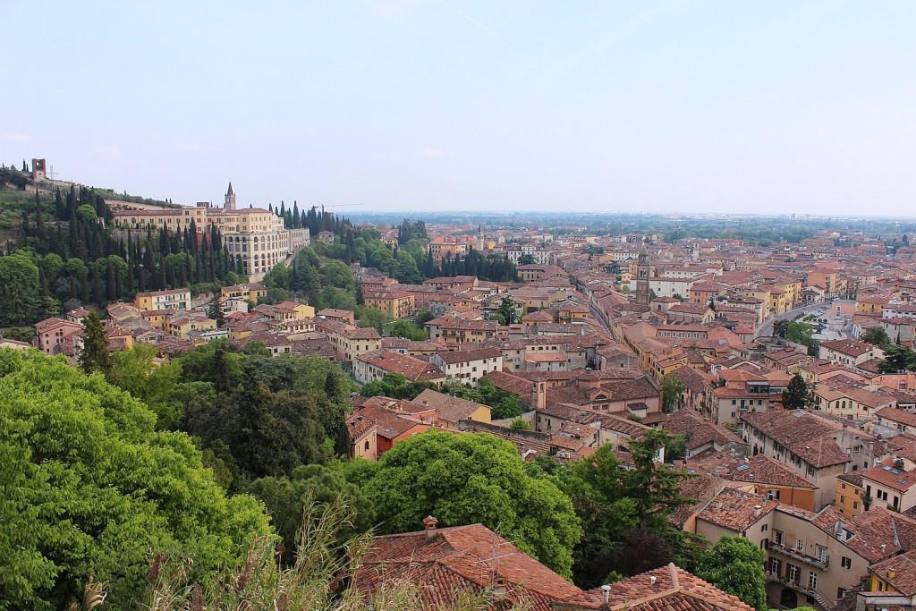 Verona Italien Reise
