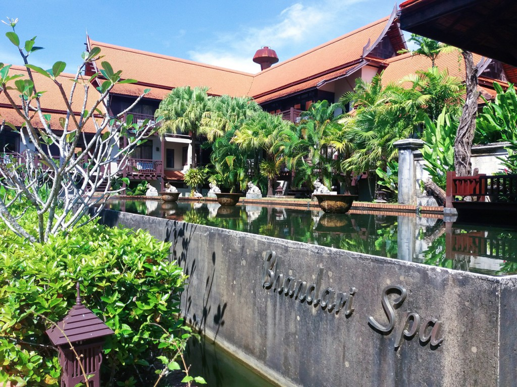 Spa im Oriental Resort Khao Lak