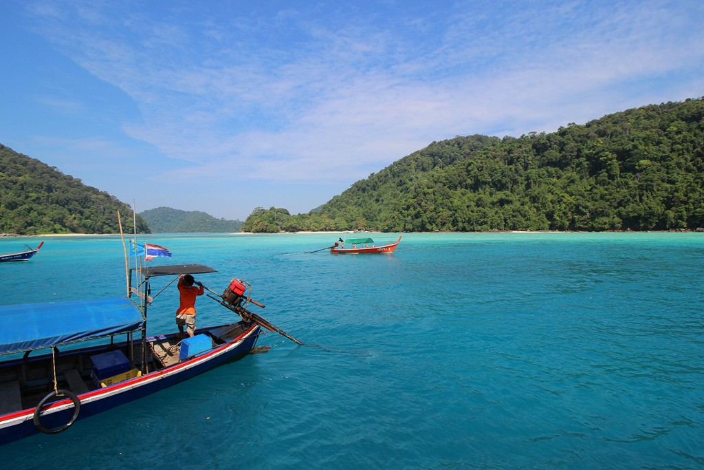Surin Island Nationalpark