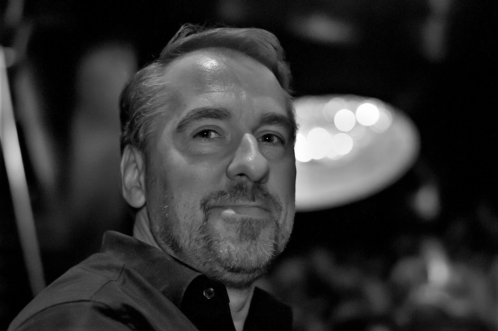 Fotograf Jens Schommer, Berlin - Photo by Dirk Lang