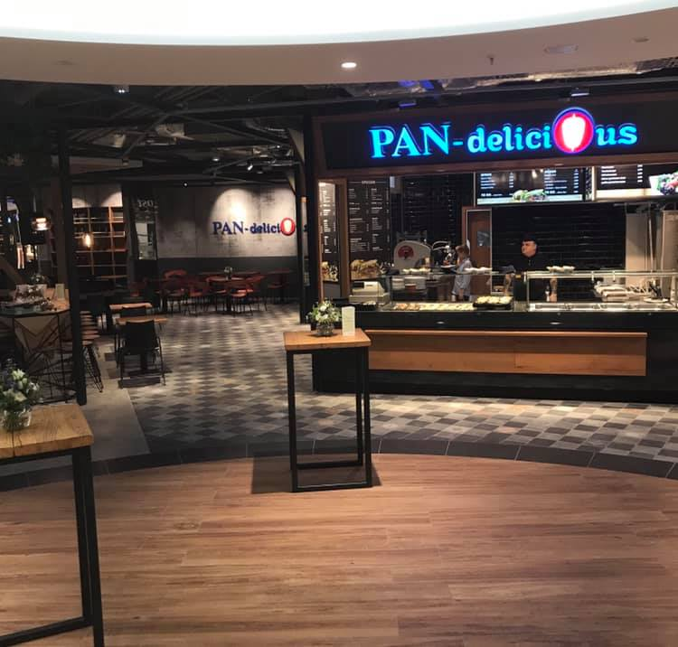 PAN ist delicious - Ein Ausflug in die Gropiuspassagen